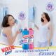 Nước Tẩy Rửa Nhà Tắm Và Bồn Cầu Vixol Oxy 700ml Thái Lan [Hồng]