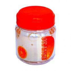 Hũ Nhựa Có Nắp Vặn In Hoa PB708 550ml Thái Lan