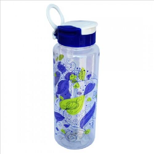 Bình Nhựa In Hoa 800ml Picnic 0407/PK Thái Lan