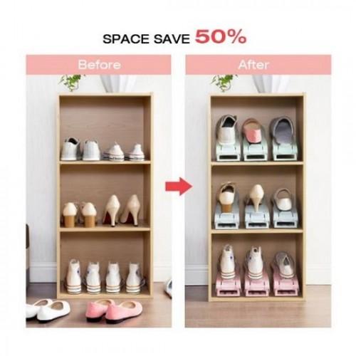 Đế Nhựa Để Giày Dép Tiết Kiệm 50% Không Gian PB200 Thái Lan Nhập Khẩu