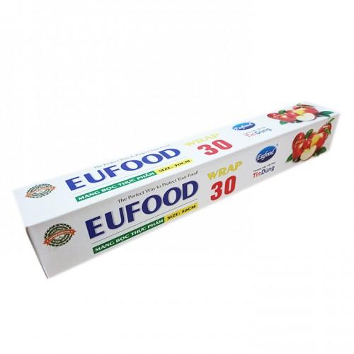 Màng bọc thực phẩm Eufood Wrap 30cm x 30m thái lan