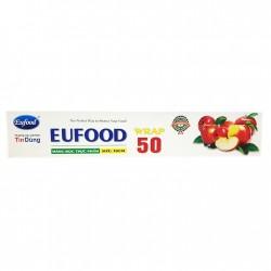 Màng bọc thực phẩm Eufood Wrap 30cm x 50m thái lan