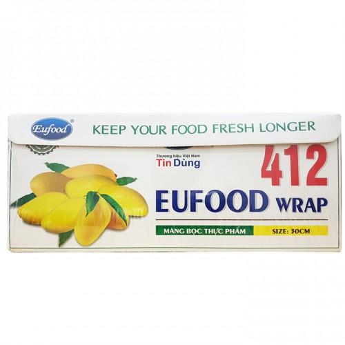 Màng bọc thực phẩm Foodwarp 30cm x ĐT412 - 250m