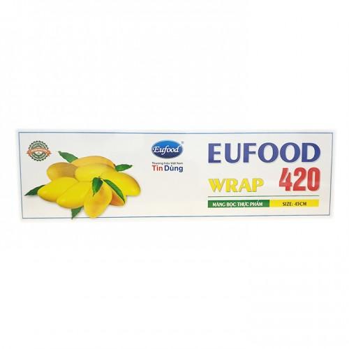 Màng bọc thực phẩm Foodwarp 45cm x ĐT420