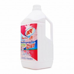 Nước Lau Sàn OKAY Floor Cleaner 3800ml Hương Hoa