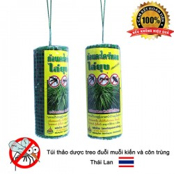 Túi Treo Thảo Dược Đuổi Muỗi Kiến Và Côn Trùng Thái Lan