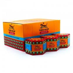 Lốc 12 Hũ Cao Con Hổ Tiger Balm Red Ointment Loại 19,4g Thái Lan