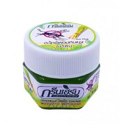 Dầu Cù Là Sả Đuổi Muỗi Green Herb Thái Lan