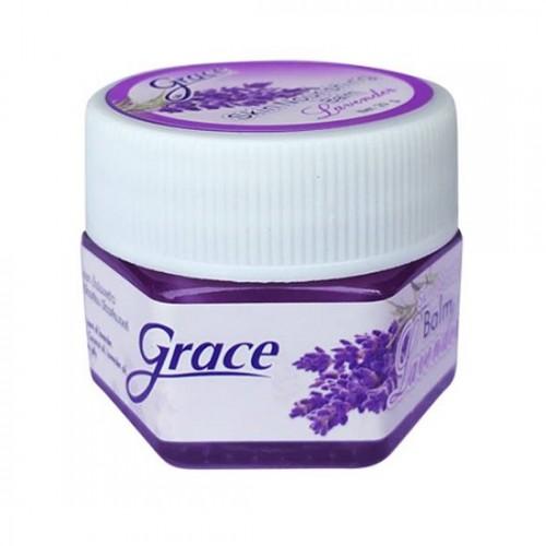 Dầu Cù Là Giúp Ngủ Ngon Grace Skin Nourishing Balm Lavender 20g Thái Lan