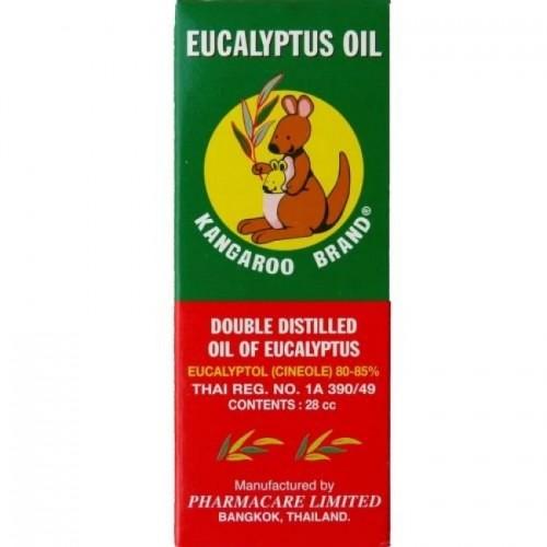 Dầu khuynh diệp nguyên chất Kangaroo Brand
