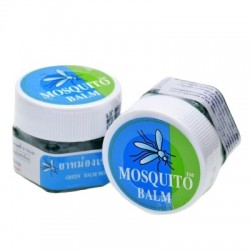 Dầu Cù Là Chống Muỗi Đốt Yanhee Mosquito 13g Thái Lan