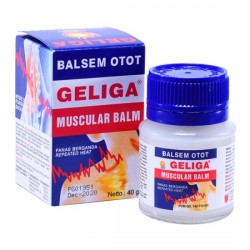 Dầu Cù Là Lửa Geliga Muscular Balm 40g