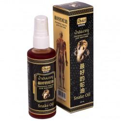 Dầu Xịt Xoa Bóp Rắn Banna Snake Oil Thái Lan 85ml