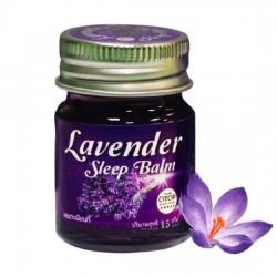 Dầu Cù Là Lavender OTOP Giúp Ngủ Ngon Lavender Sleep Balm 15g Thái Lan