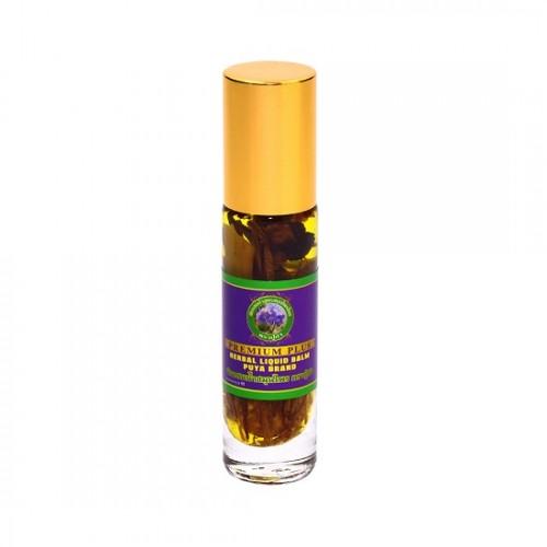 Tinh Dầu Lăn 19 Vị Thảo Dược Premium Plus Herbal Liquid Balm Brand Thái Lan