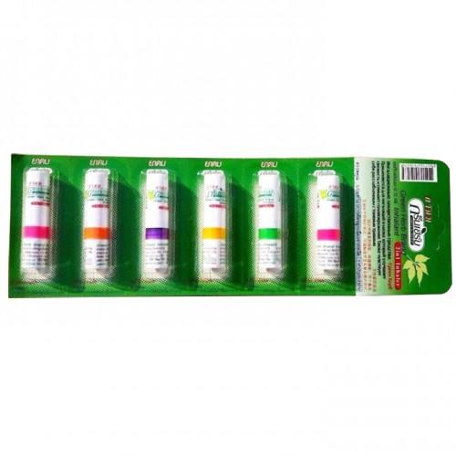 Ống hít 2 đầu thái lan Green Herb Brand Inhalant thái lan