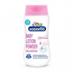 Phấn Rôm Nước Cho Trẻ Sơ Sinh Kodomo Baby Lotion Powder 180ml Thái Lan [Hồng]