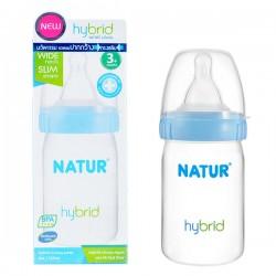 Bình sữa Natur Hybrid 4oz - 120ml