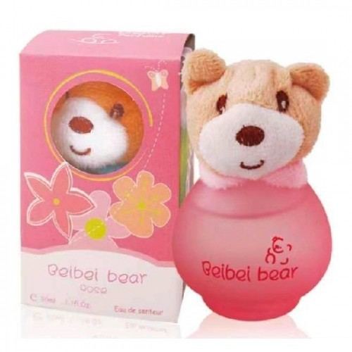 Nước Hoa Gấu Cho Em Bé Beibei Bear Lilirose 50ml