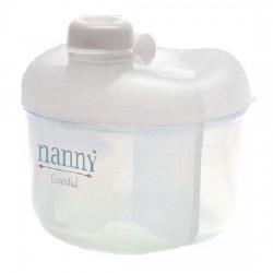 Hộp Đựng Sữa 3 Ngăn Nanny N200D9 Cao Cấp Thái Lan
