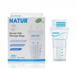 Túi trữ sữa Natur 80314 x 30 túi BPA Free