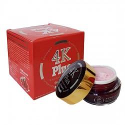 Kem Dưỡng Trắng Da Trị Mụn Ban Đêm 4K Plus Whitening Night Cream Goji Berry