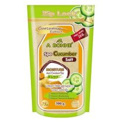 Muối Tắm Dưa Leo A BONNÉ Spa Cucumber Salt 300g Thái Lan