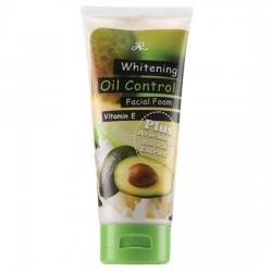 Sữa Rửa Mặt Chiết Xuất Từ Bơ AR Whitening Oil Control Facial Foam Thái Lan