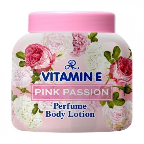 Lotion Dưỡng Trắng Da AR Vitamin E Perfume Body Lotion 200g Thái Lan