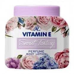 Lotion Dưỡng Trắng Da AR Vitamin E Perfume Body Lotion Secret Fantasy 200g Thái Lan