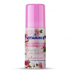 Lăn Nách Trắng Da AR Vitamin E Pink Passion 75ml Thái Lan