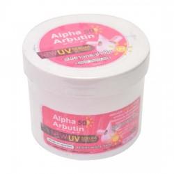 Kem Kích Trắng Da Chống Nắng Alpha Arbutin New UV Serum Protection 500ml Thái Lan