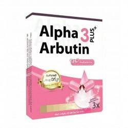 Viên Trộn Kích Trắng Da Alpha Arbutin 3 Plus Thái Lan [10 viên]