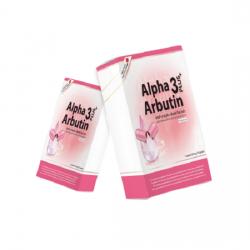 Viên Kích Trắng Da Ban Đêm Alpha Arbutin 3 Plus