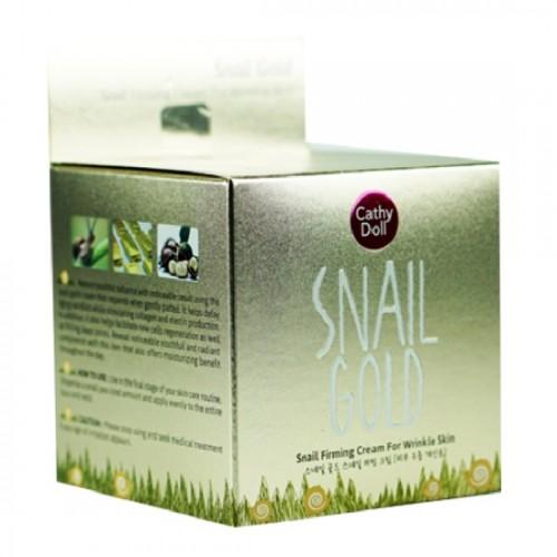 Kem Dưỡng Trắng Da Mặt Cathy Doll Snail Gold 50g Thái Lan