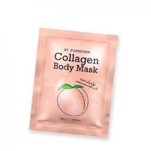 Kem Ủ Trắng Da Collagen Body Mask Hương Đào Thái Lan