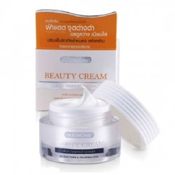 Kem Dưỡng Da Mặt Dr.Somchai Beauty Cream 15g Thái Lan