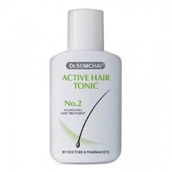 Lotion Dưỡng Tóc Và Da Đầu Dr.Somchai Active Hair Tonic No.2 Thái Lan