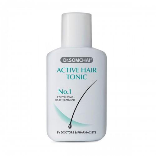 Lotion Phục Hồi Tóc Hư Tổn Dr.Somchai Active Hair Tonic No.1 Thái Lan