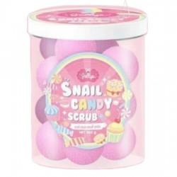 Viên Tẩy Tế Bào Chết Jellys Snail Candy Scrub Thái Lan [16 Viên]