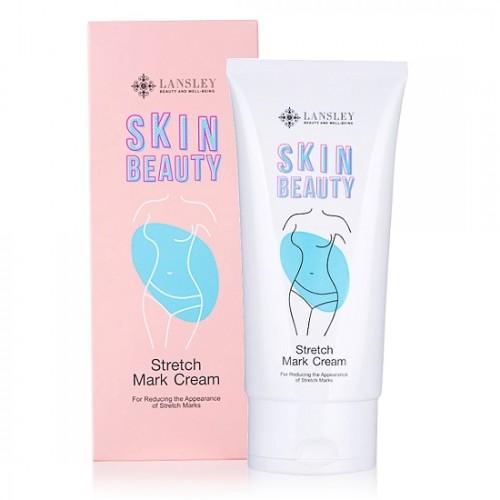 Kem Trị Rạn Da, Thâm Mông Lansley Skin Beauty Stretch Mark Cream Thái Lan