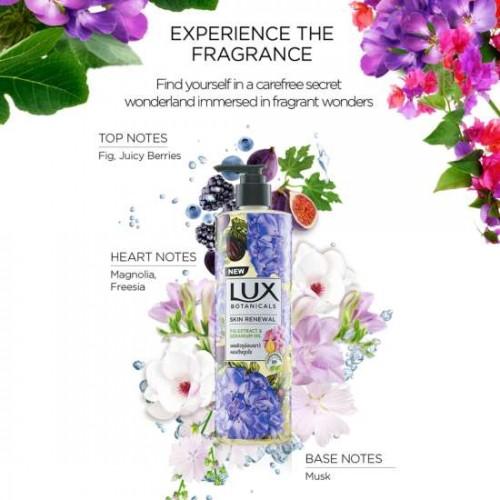 Sữa Tắm Nước Hoa Lux Botanicals Skin Renewal 450ml Thái Lan
