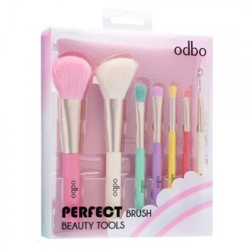 Bộ 7 Cọ Trang Điểm Odbo Perfect Brush Beauty Tool OD8-193 Thái Lan