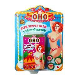 Sáp Làm Hồng Nhũ Hoa CTC64 Oho Pink Nipple Balm 30g Thái Lan