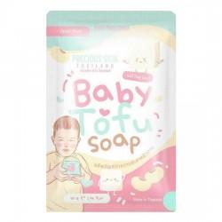 Xà Phòng Tắm Trắng Baby Tofu Soap 60g Thái Lan