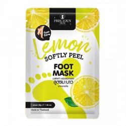 Mặt Nạ Chanh Dưỡng Da Lemon Softly Peel Foot Mask 30g Thái Lan