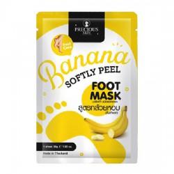 Mặt Nạ Chuối Banana Softly Peel Foot Mask 30g Thái Lan