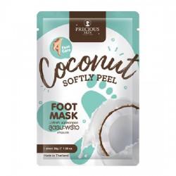 Mặt Nạ Dừa Coconut Softly Peel Foot Mask 30g Thái Lan