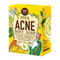 Xà Bông Tắm Trị Mụn Lưng Acne Body Soap 70g Thái Lan