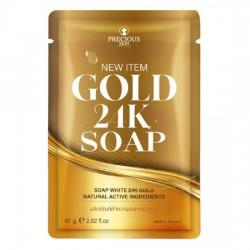 Xà Phòng Trắng Da Gold 24K Soap 80g Thái Lan